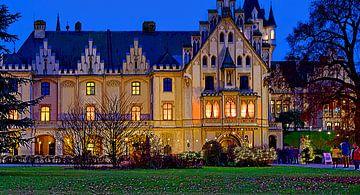Palace Grafenegg van Leopold Brix