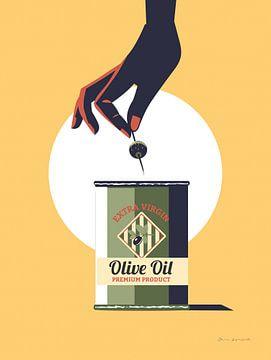 Olijfolie, Omar Escalante van Wild Apple