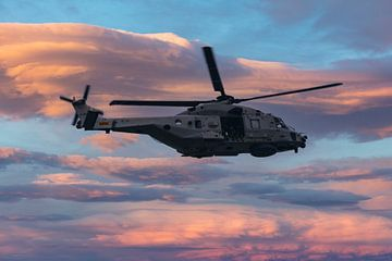 NH90 Helicopter Defensie