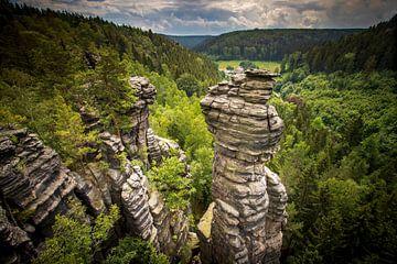 Sächsische Schweiz van Antwan Janssen