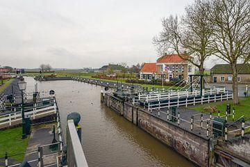 Complexe d'écluses de Lower Sas sur Ruud Morijn