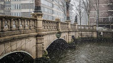 Regentessebrug von Paul Poot