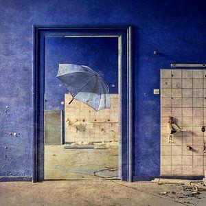 Urban Umbrella van Juliën van de Hoef