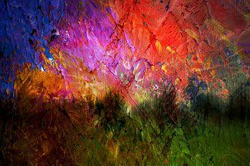 Abstractart : Distance von Michael Nägele