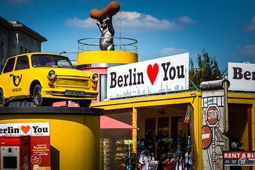 Berlin Liebe U von GerART Photography & Designs