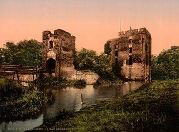 Ruins of Brederode, Santpoort sur