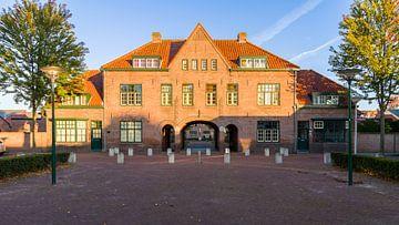 Poortgebouw, Bosboomstraat, Eindhoven sur Joep de Groot