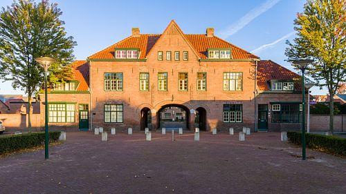Poortgebouw, Bosboomstraat, Eindhoven van Joep de Groot