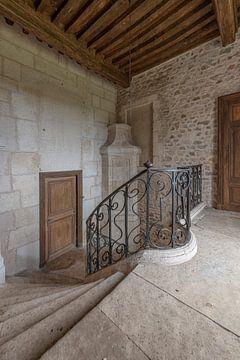Schlosstreppe von Lien Hilke