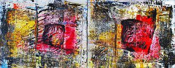 Rote Taschen von Klaus Heidecker