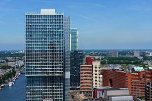 Ansicht des Rotterdams von Mark De Rooij