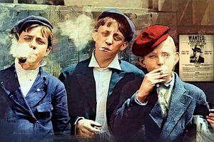 Newsboys von Ria van Werven