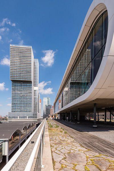 De Rotterdam en Las Palmas, Rotterdam van John Verbruggen
