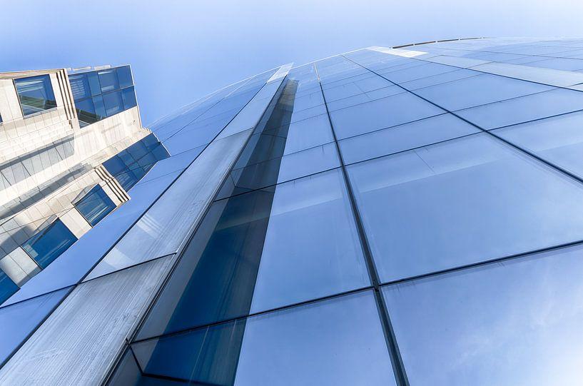 Moderne architectuur 1 van Mark Bolijn