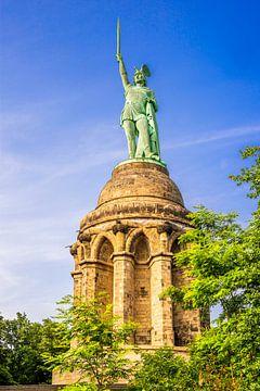 Hermann's Monument van Günter Albers