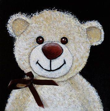 Teddybear van Iwona Sdunek alias ANOWI