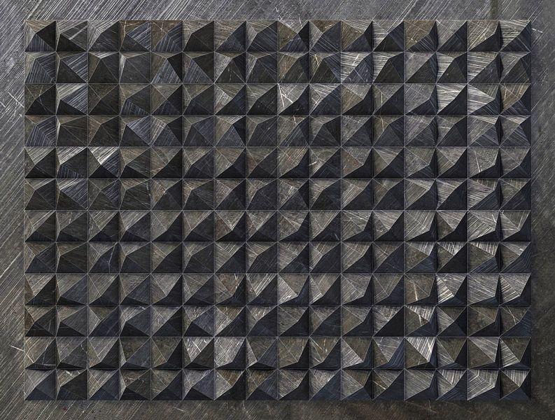 Relief C3 Plastique Noir sur Frans Blok