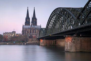 Rhein in Köln, Deutschland von Alexander Ludwig