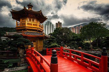 Chi Lin Nunnery sur Cho Tang