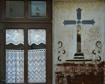Deuren in Roemenië, diptiek van