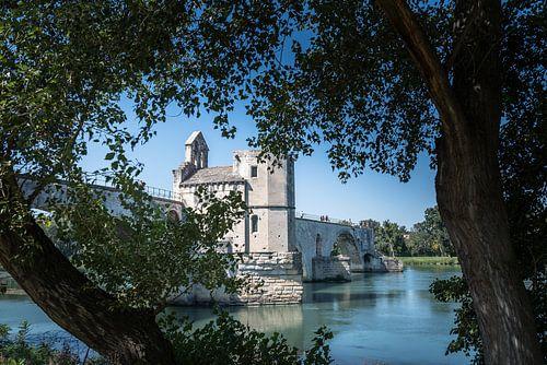 Pont d 'Avignon van Johan Vet