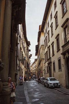 Rues de Florence sur Leathitia Zegwaard