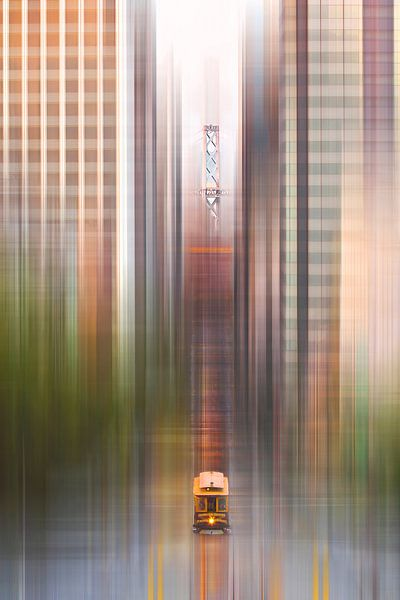 San Francisco in beweging van Teuni's Dreams of Reality