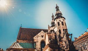 Kerk Krakow (Polen)