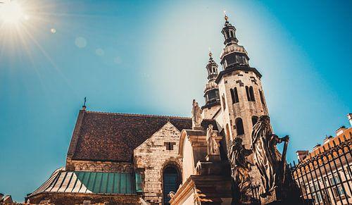 Kerk Krakow (Polen) van