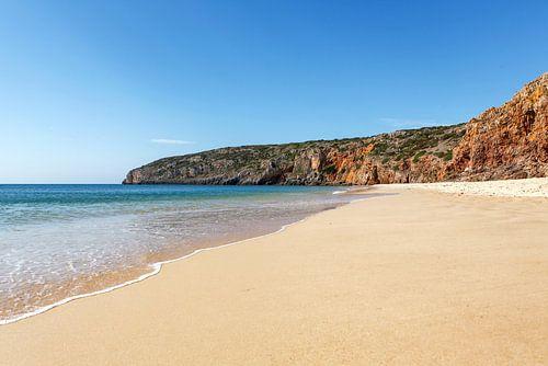Zee, zon, strand van