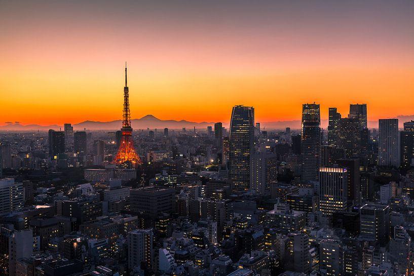 TOKYO 01 van Tom Uhlenberg