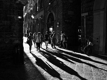 Verfolgung des Schattens von Emil Golshani