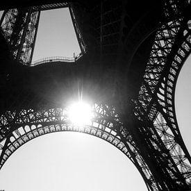 Eiffeltoren Parijs van Marlin van der Veen