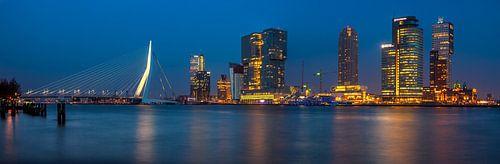 Pano Rotterdam van Marc Smits