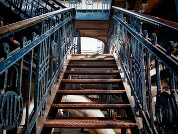 Stairway to heaven van Nathalie Snoeijen-van Eck