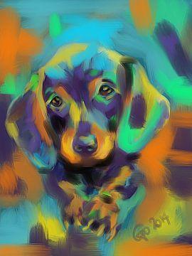 Hond Bobby van Go van Kampen