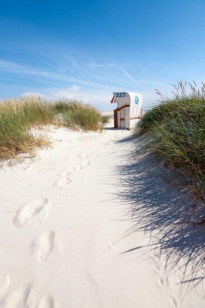 Noordzee - Zonnig Zomedag van Reiner Würz / RWFotoArt