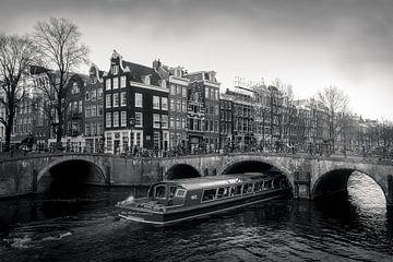 Excursion en bateau à travers Amsterdam sur Iconic Amsterdam