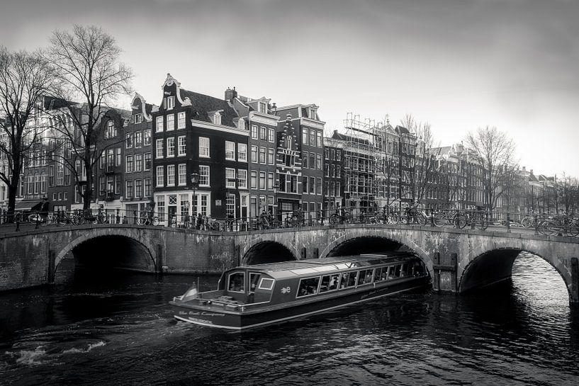 Rondvaart door Amsterdam van Iconic Amsterdam
