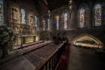 St Aidan's Church van Digitale Schilderijen