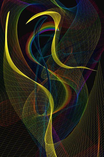 Geometria #CXLII von Dietmar Meinhardt
