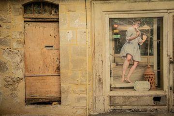 La vie est belle.., sur Frans Scherpenisse