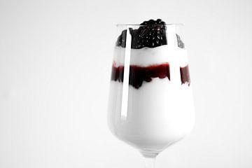 yoghurt met bessen van Fotaria by Dani