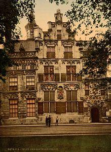 Gemeenlandshuis, Delft van