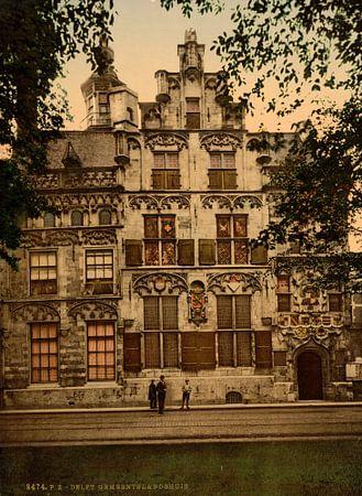 Gemeenlandshuis, Delft