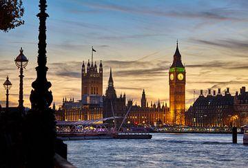 Parlement de Londres sur David Bleeker