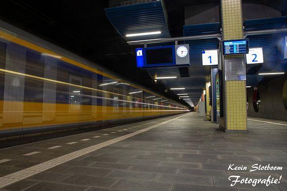 NS op Station Blaak, Rotterdam