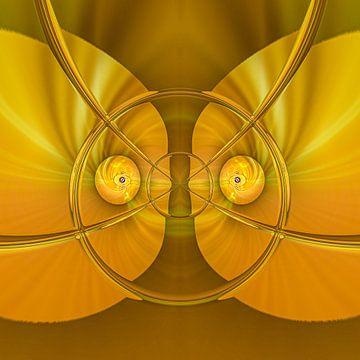 Fantasierijke abstracte twirlillustratie 106/79 van PICTURES MAKE MOMENTS