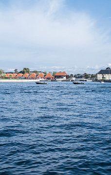 Waterfront Kopenhagen Denemarken