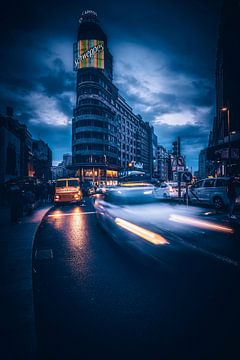 Jede Stadt hat ihre dunkle Seite. von Joris Pannemans - Loris Photography